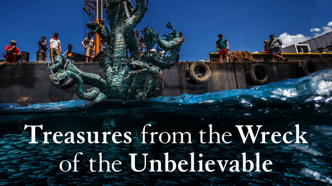 treasures from the wreck of the unbelievable scheda